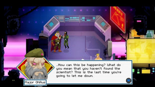 Crossing Souls Screenshot 2