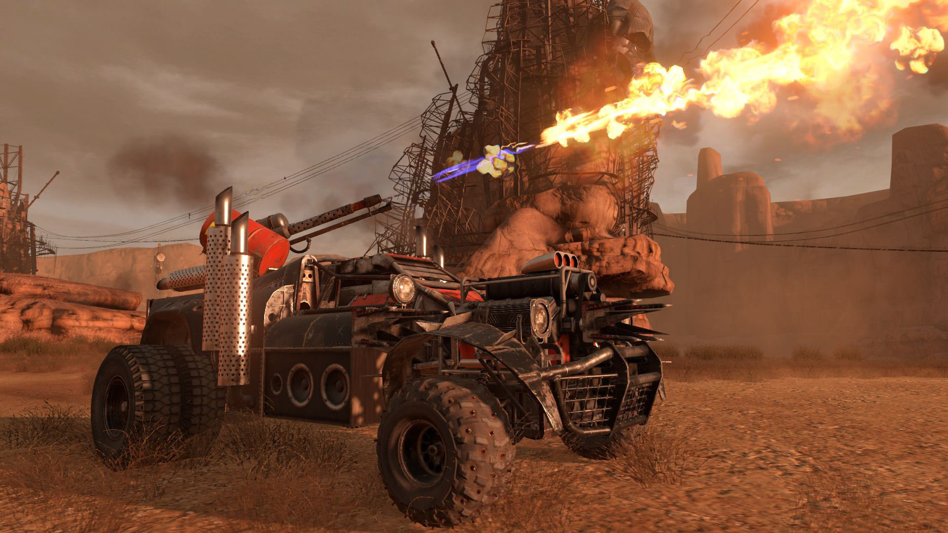 Crossout Game Ps4 Playstation