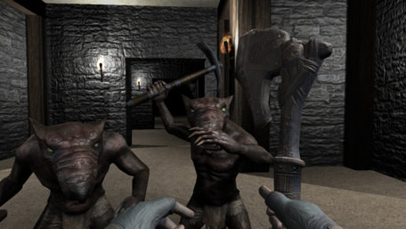 Crypt of the Serpent King Trailer Screenshot