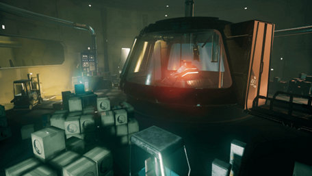 CubeWorks Trailer Screenshot