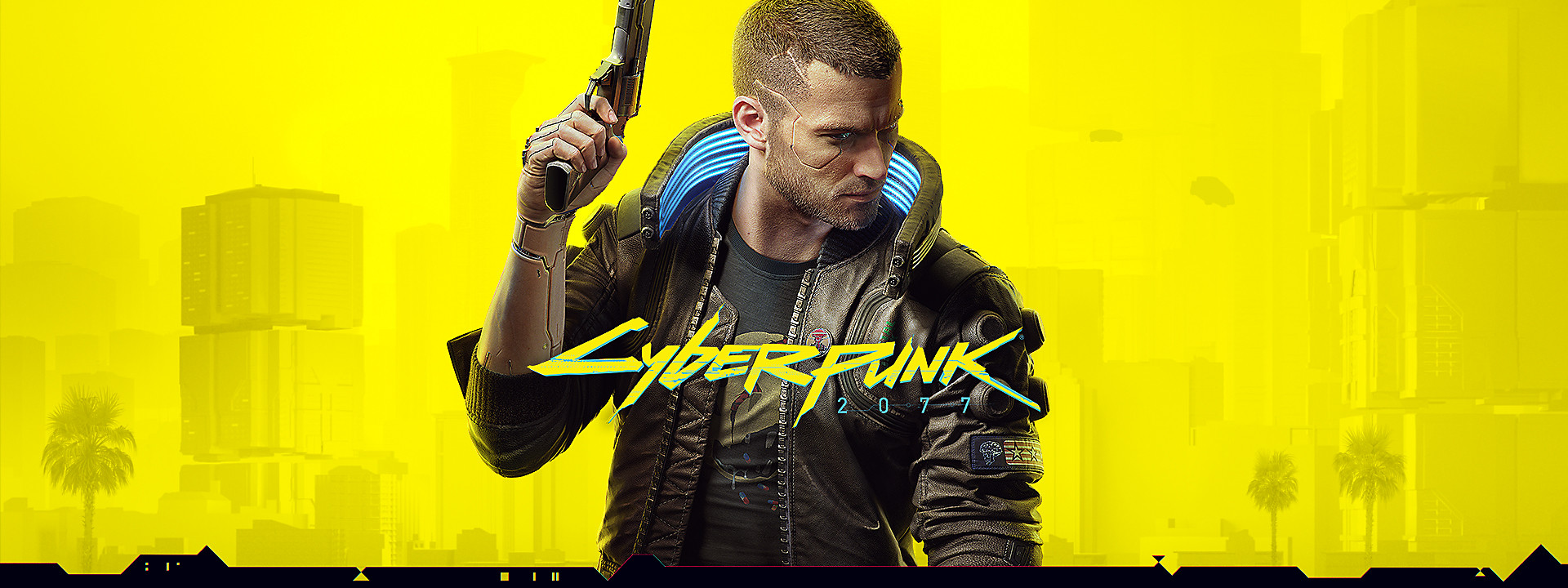 Cyberpunk 2077 - Coming April 16th