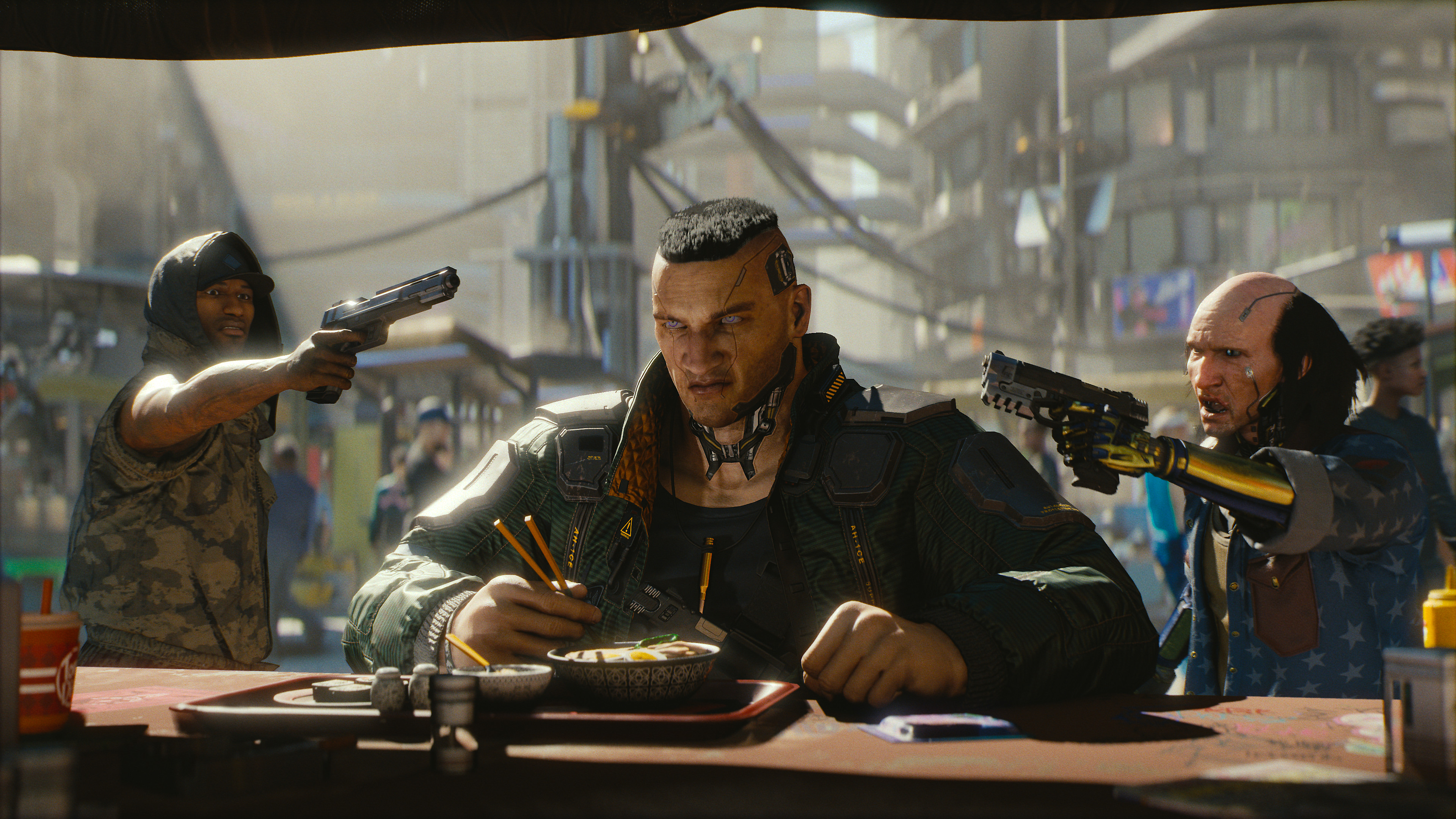 Cyberpunk 2077 (English/Chinese Ver.) Game | PS4 - PlayStation
