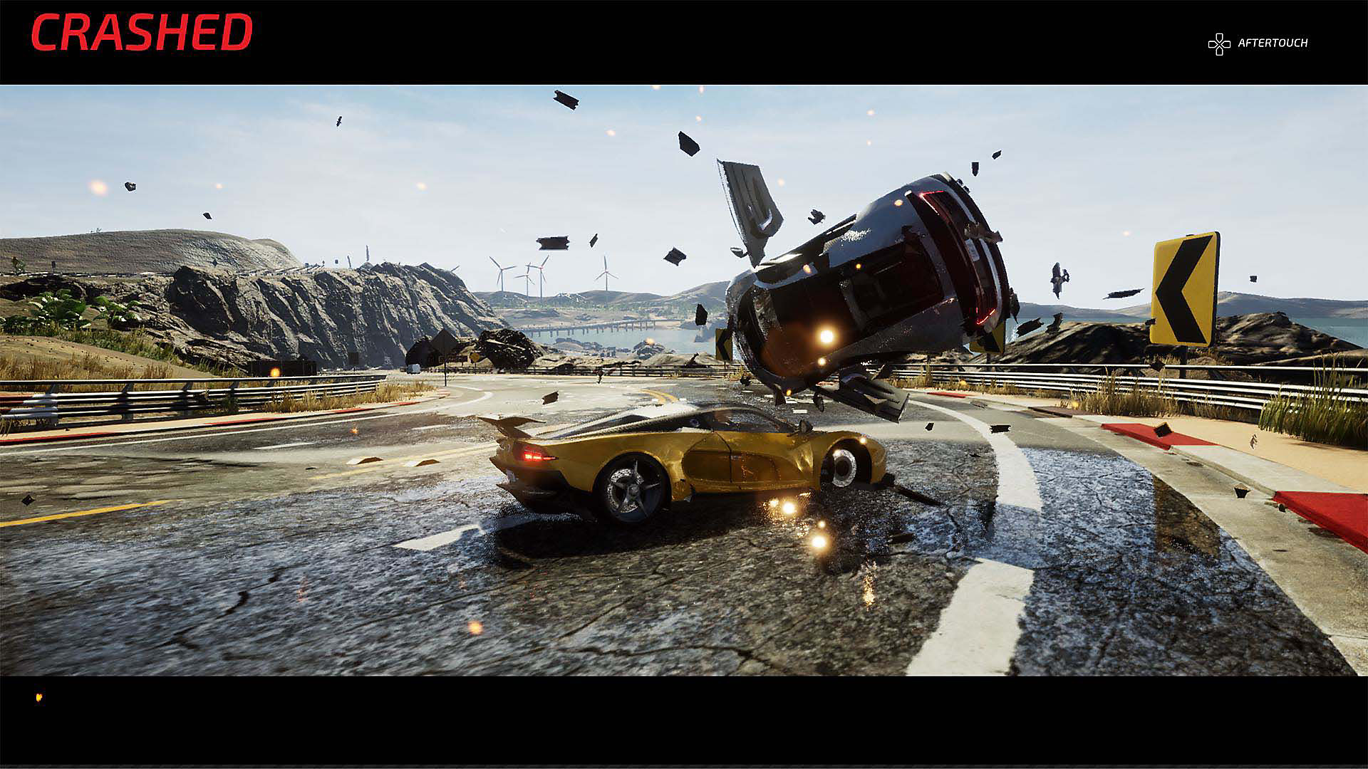 Gameplay de Dangerous Driving