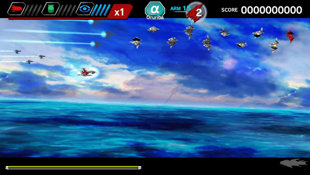 DARIUSBURST Chronicle Saviours Screenshot 8