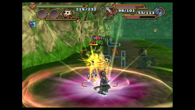 Dark Cloud™ 2 Screenshot 1