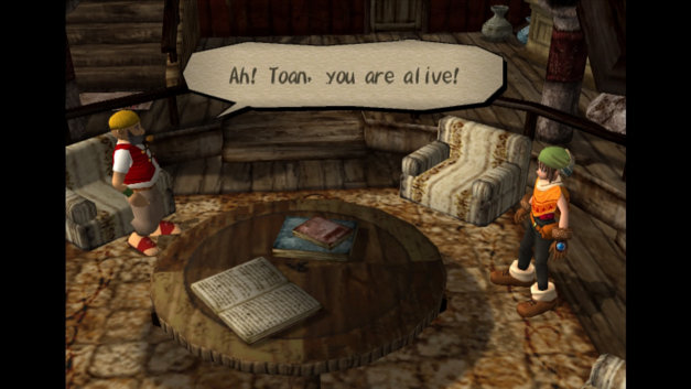 Dark Cloud Screenshot 4