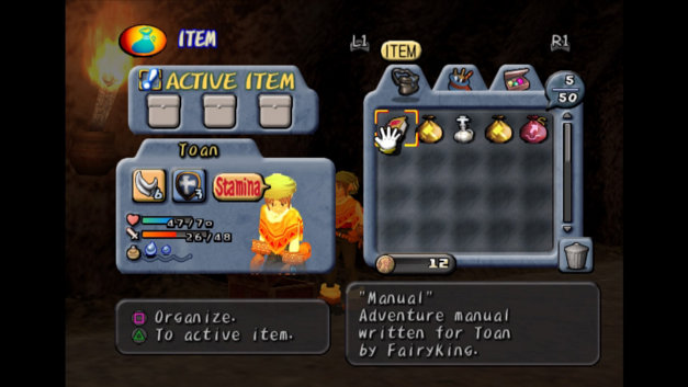 Dark Cloud Screenshot 7