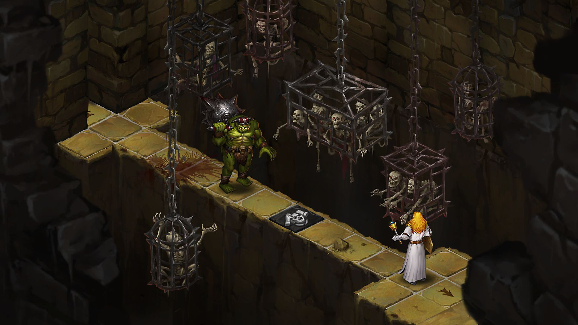 Gameplay de Dark Quest 2