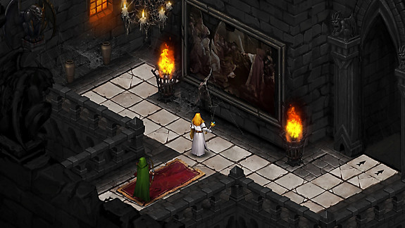 Dark Quest 2 - Screenshot INDEX