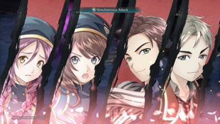 Dark Rose Valkyrie Screenshot 8