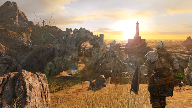 Dark Souls II: Scholar of the First Sin Screenshot 1