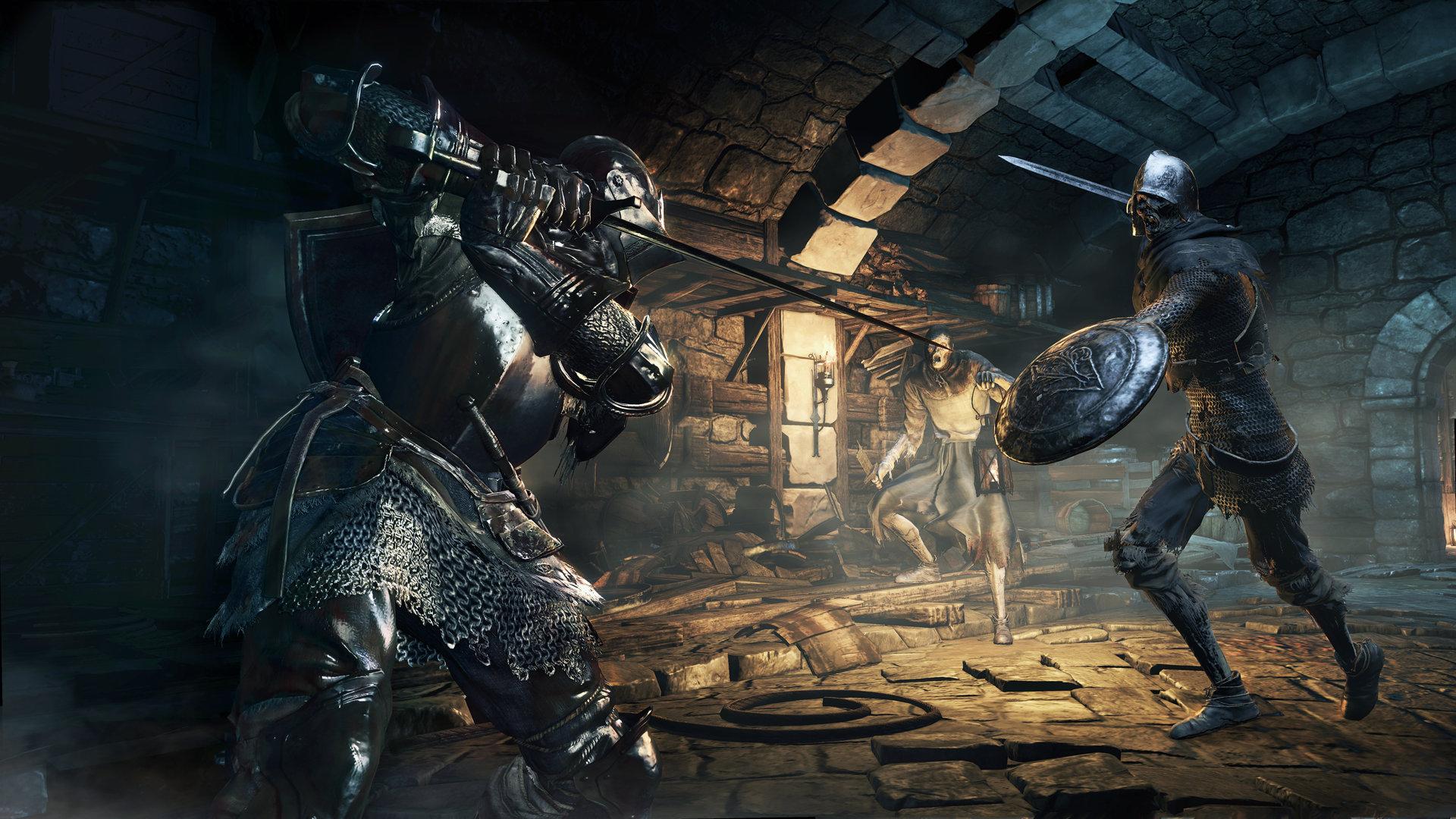 Dark Souls III – Deluxe Edition [Elamigos] [Español] [MG]