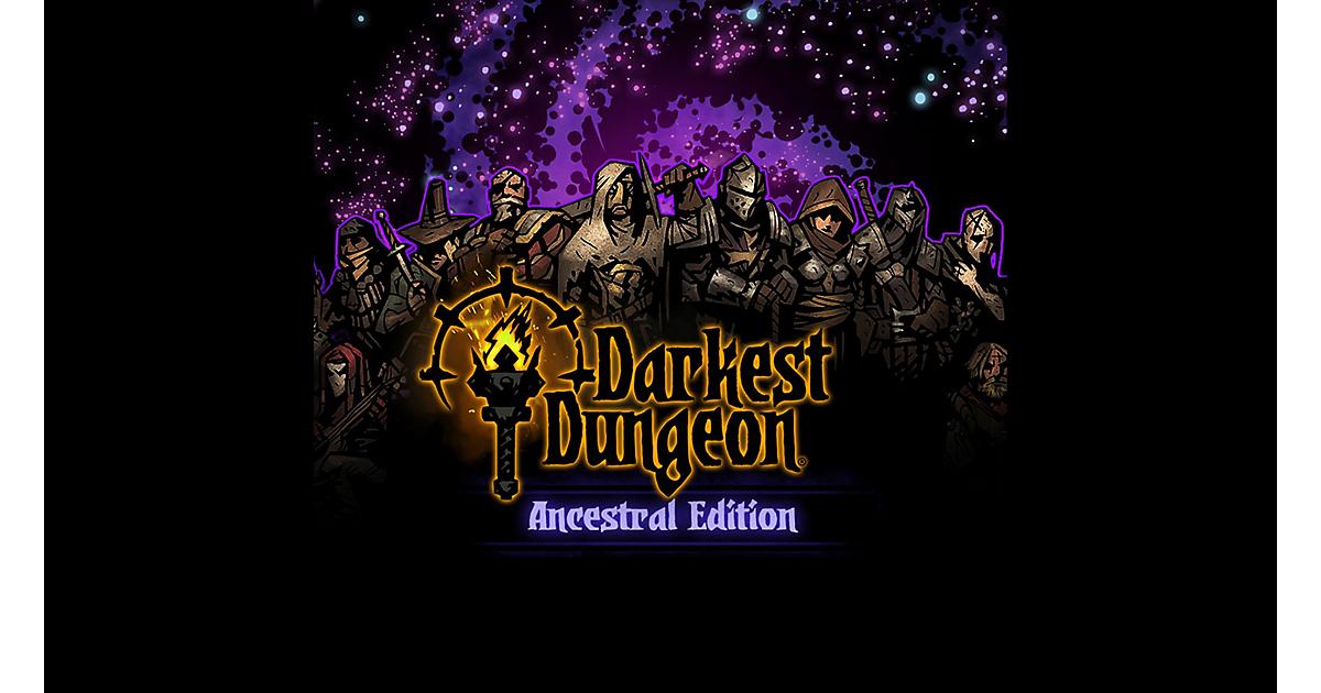 Darkest dungeon®: ancestral edition dnd