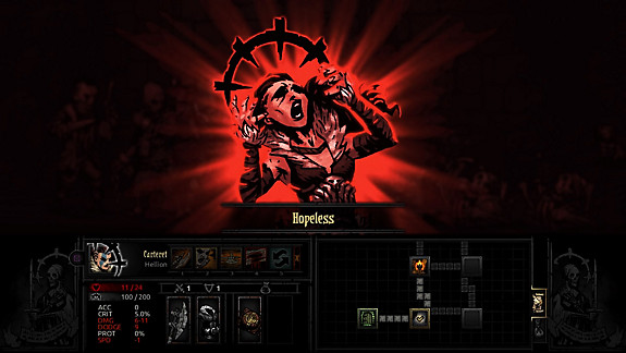 Darkest Dungeon®: Ancestral Edition - Screenshot INDEX