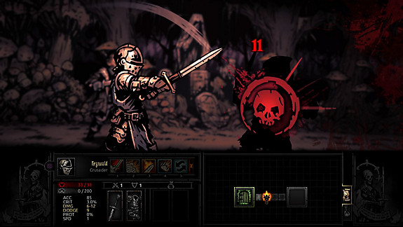 Darkest Dungeon®: Edición Ancestral - Screenshot INDEX