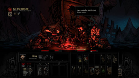 Darkest Dungeon Trailer Screenshot