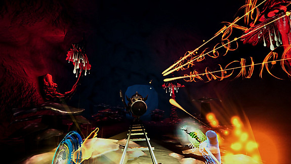 Darkness Rollercoaster - Ultimate Shooter Edition - Screenshot INDEX