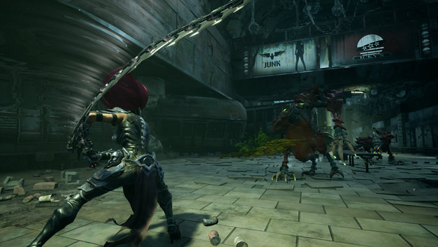 Darksiders III Screenshot 1