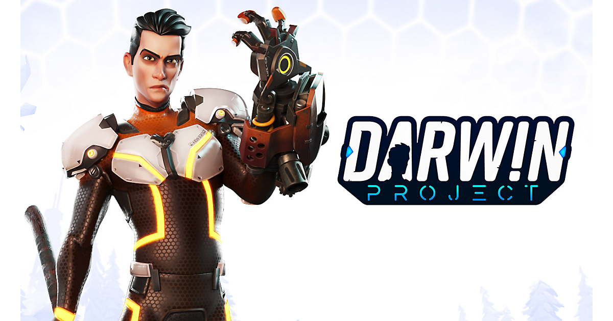 mainkan darwin project game in Android