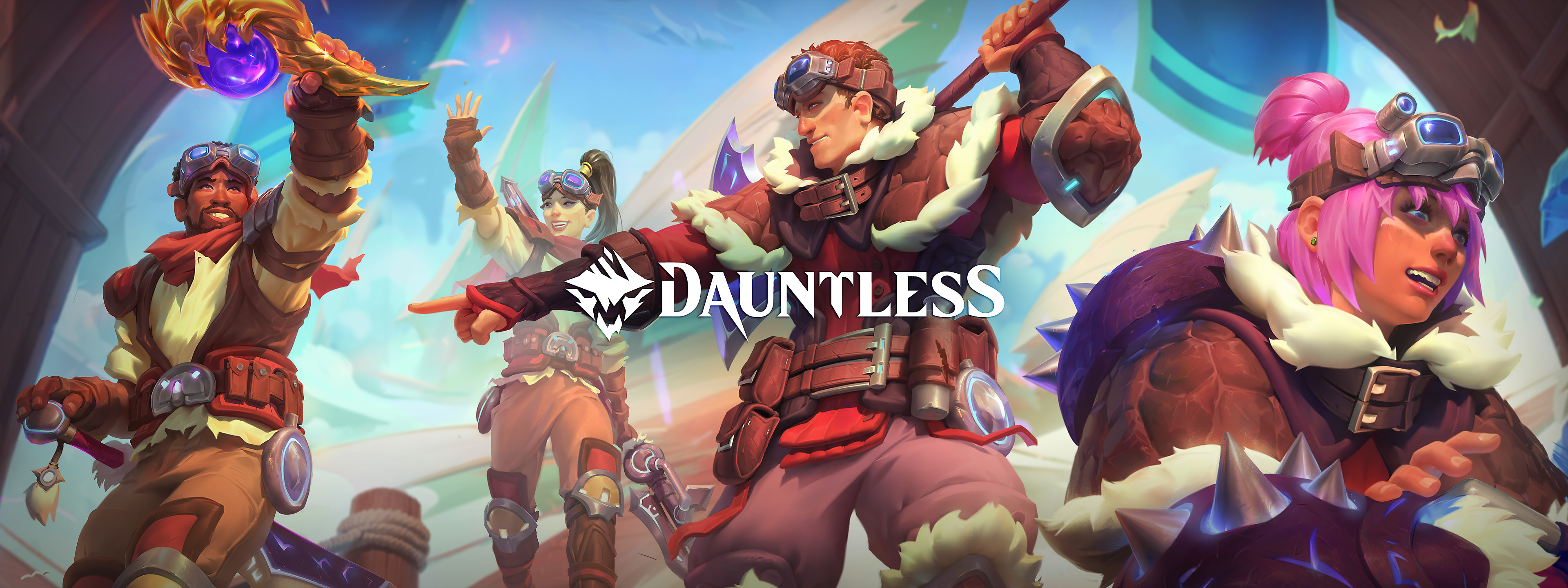 Dauntless - Clear Skies Update Now Live