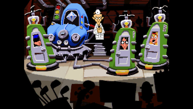 Day of the Tentacle Remastered Screenshot 7
