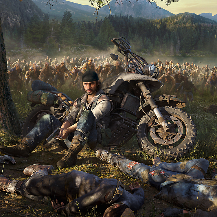 Days Gone  - Countdown to Launch