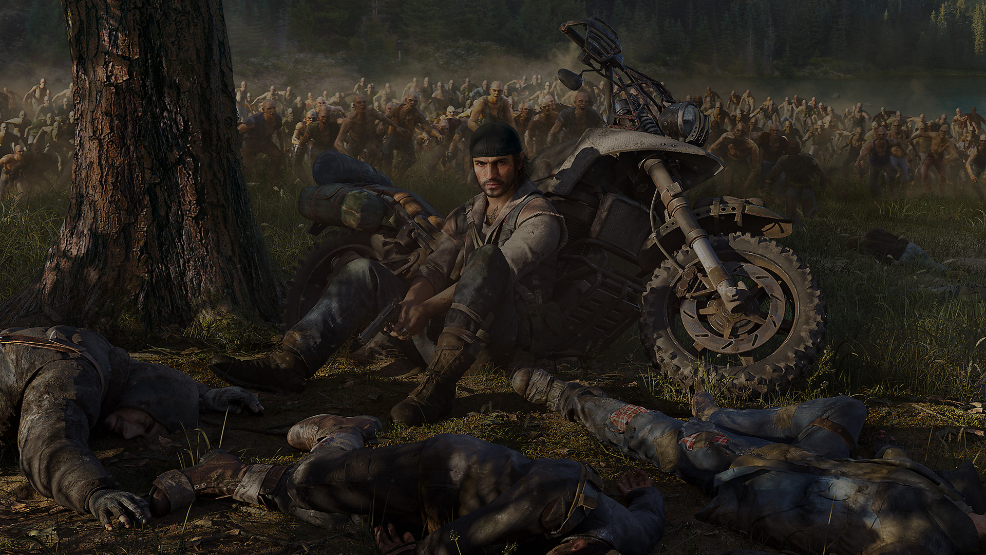 Days Gone Game | Open World Action Game | PS4 – PlayStation