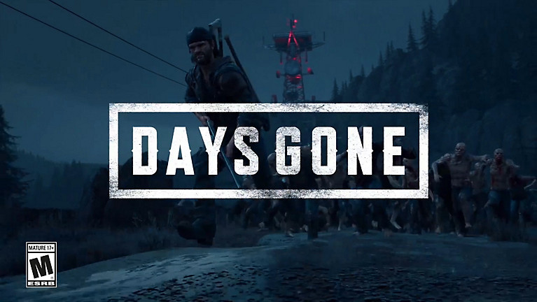 Days Gone - Preview video