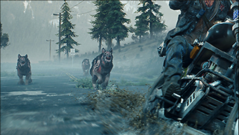 Animal threats video - Days Gone