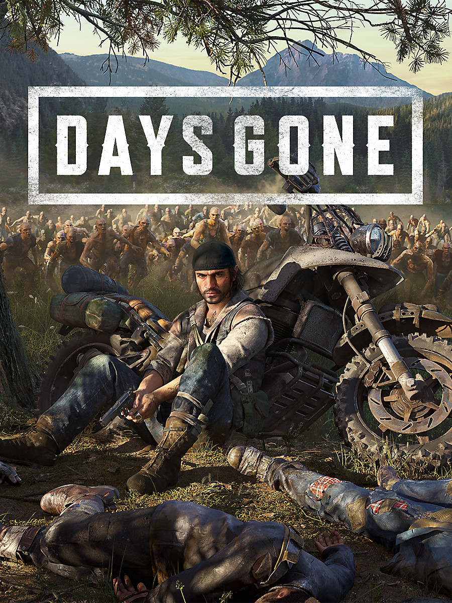 Days Gone - PS4 Pro