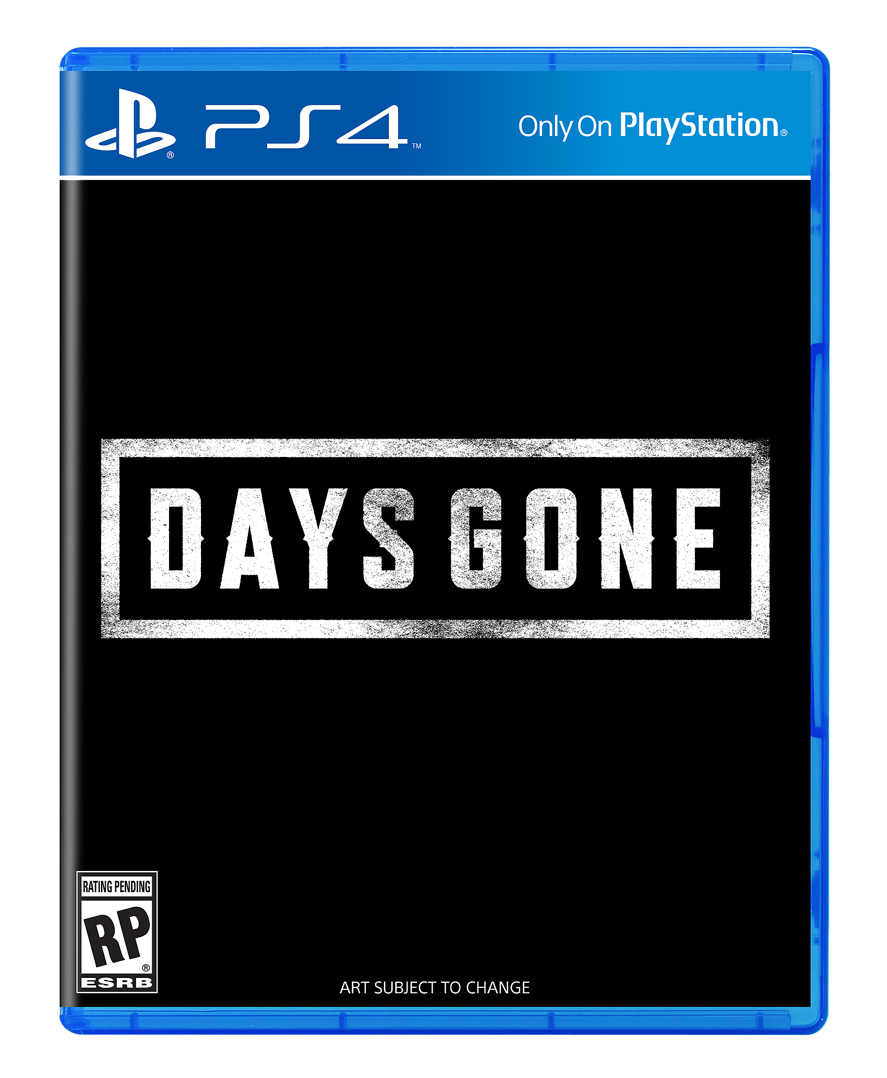 Days Gone - Pre-order Disc