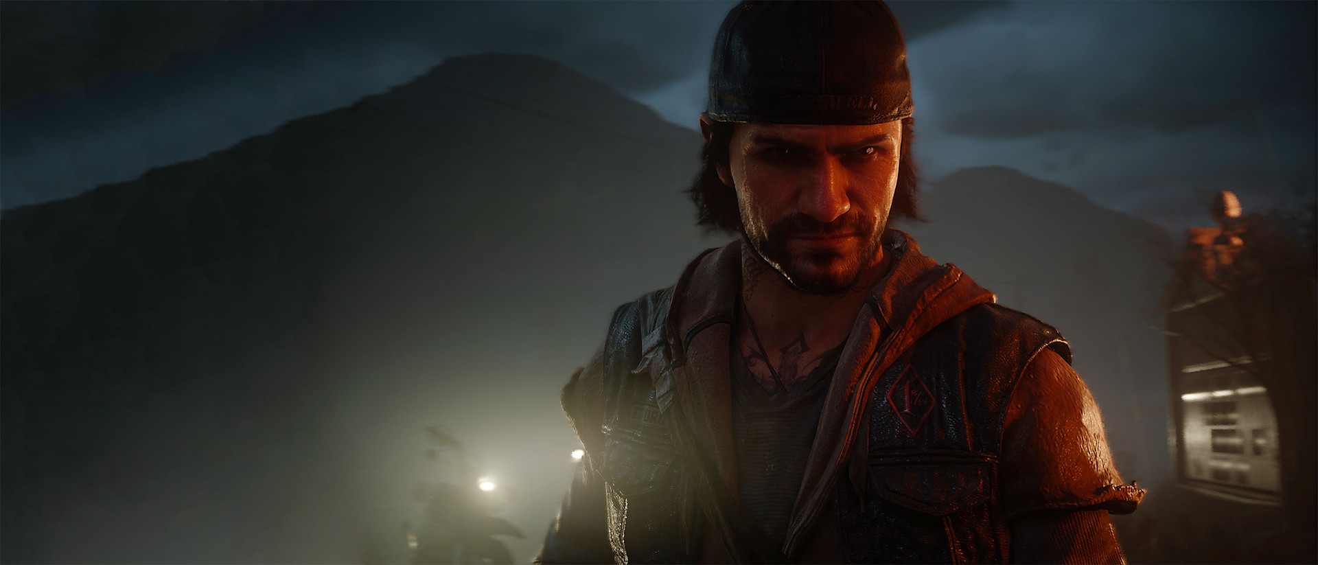 Deacon St. John character image - Days Gone