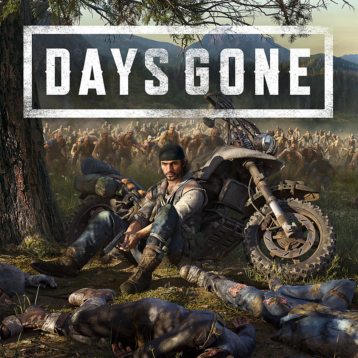 Days Gone - Key Art