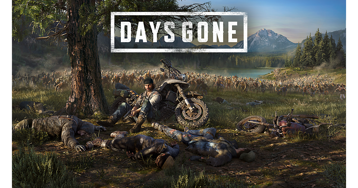 Image result for days gone""