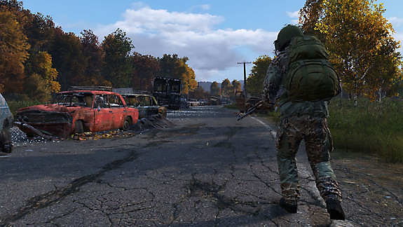 DayZ - Screenshot INDEX
