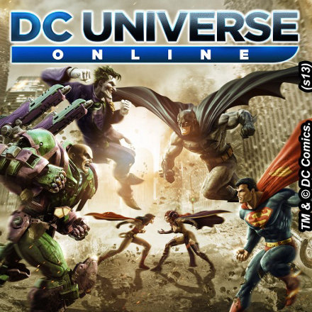 dc universe online game ps3 playstation