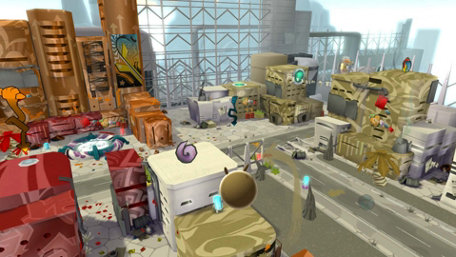 de Blob Trailer Screenshot