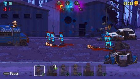 DEAD AHEAD: ZOMBIE WARFARE Trailer Screenshot