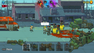 DEAD AHEAD: ZOMBIE WARFARE Screenshot 3