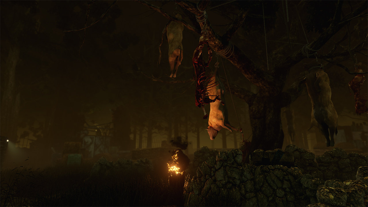 Dead by Daylight Game   PS4 - PlayStation
