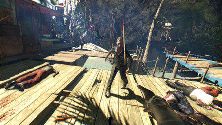 Dead Island: Riptide Definitive Edition Trailer Screenshot