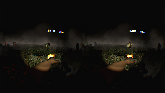 Dead Land VR - Screenshot INDEX