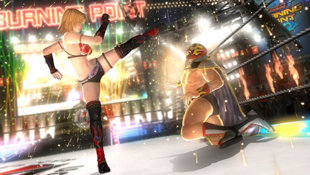 DEAD OR ALIVE 5 Last Round Screenshot 5