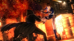 DEAD OR ALIVE 5 Last Round Screenshot 6