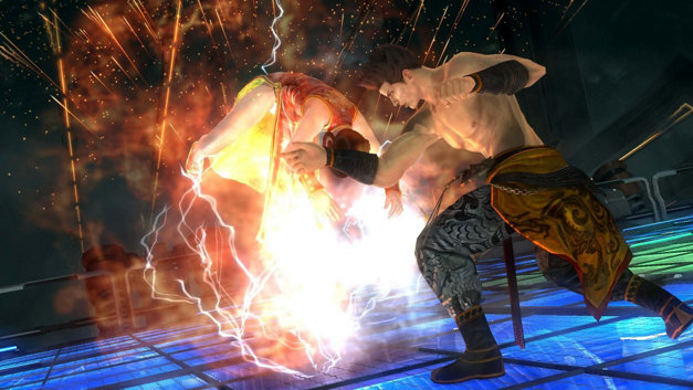 DEAD OR ALIVE 5 Last Round Screenshot 7
