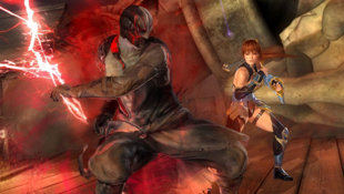 DEAD OR ALIVE 5 Last Round Screenshot 9