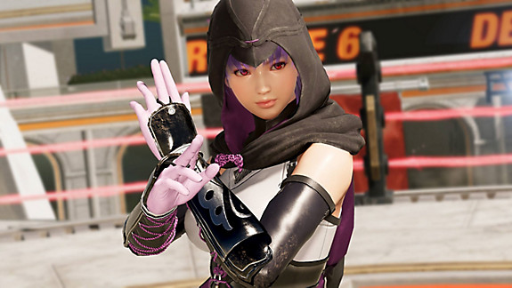 Dead or Alive 6 - Screenshot INDEX