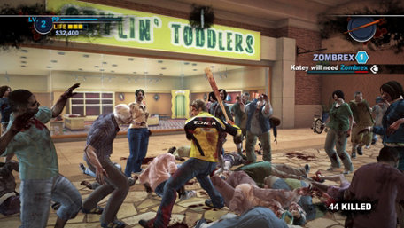 Dead Rising® 2 (PS4) Trailer Screenshot
