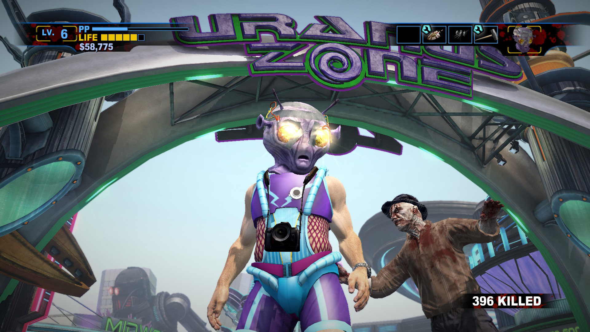 Dead Rising 2 Off The Record Game Ps4 Playstation 4 Screenshot 1