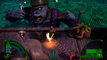 The Deadly Tower of Monsters Trailer Screenshot